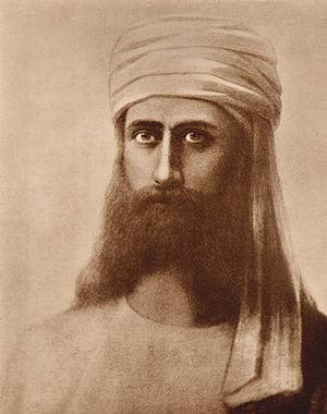 Morya (Theosophy) - A portrait of Master Morya
