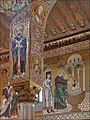 Mosaïques de la Chapelle palatine (Palerme) (6881309316).jpg