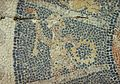Mosaic in Maltezana at Analipsi, Astypalaia, 5th c AD, Virgo Astm32.jpg