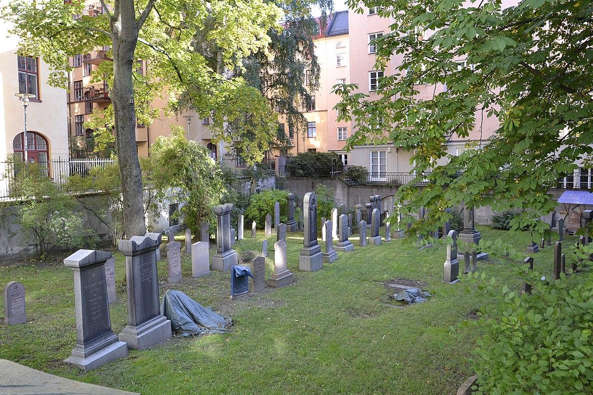 kyrkogårdar i stockholm