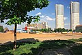 Moscow, Khodynka Field, site of the future park (31340060455).jpg