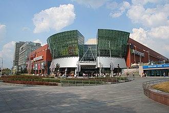 Voykovsky District - A shopping center in Voykovsky District