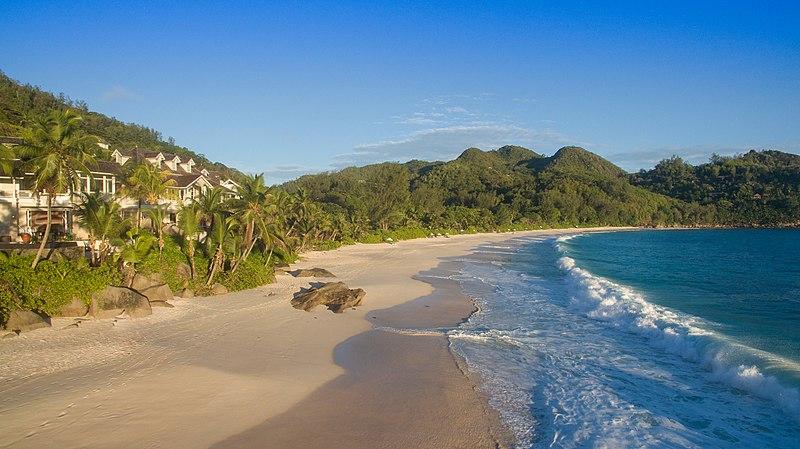 File:Most beautiful beach Anse Intendance Mahe Seychelles (39589951712).jpg