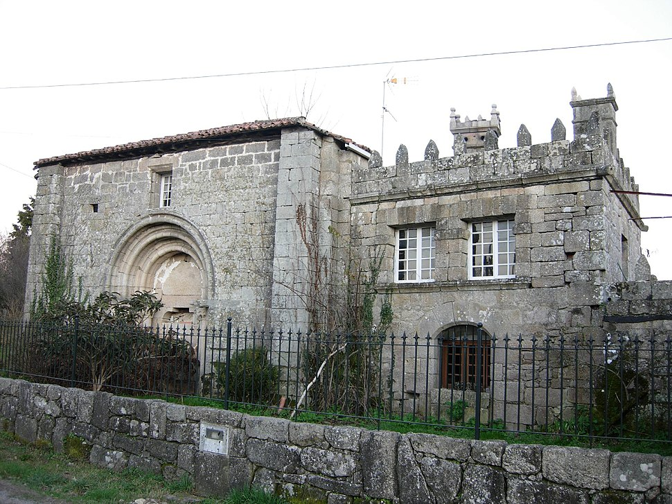 Mosteiro de San Paio de Boveda 4