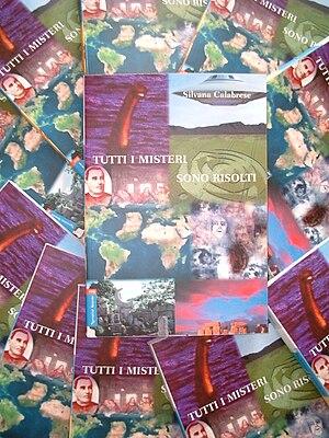 """Italiano: Libro saggio scientifico """"Tutti..."""