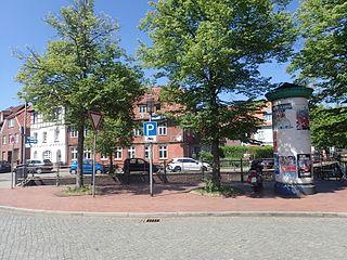 Motorraparkplatz Stade Am Backeltrog