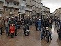 Motos antigas en Celanova, Galiza.jpg