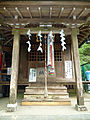 Mount Takao - Temple @ Jataki Waterfall (9409490156).jpg