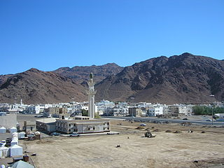 mountain in saudi arabia