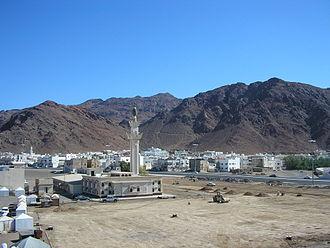 Mount Uhud - Image: Mount Uhud