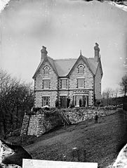 Mr Bealey's house, Llanfwrog