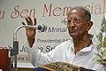 Mrinal Gupta Delivers 7th Benu Sen Memorial Lecture - Kolkata 2018-05-26 2768.JPG