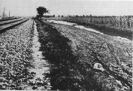 Mukden 1931 blast spot