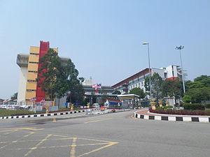 Multimedia University - Multimedia University Melaka campus