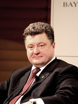 Munich Security Conference 2010 Poroshenko small.jpg
