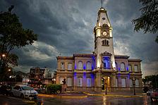 Ayuntamiento, Campana