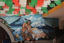 Popocatepetl And Iztaccihuatl Wikipedia