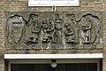 Mural above entrance parish house near the St. Josef Opifex Church, Burg. Sweenslaan 5, 2262 BN Leidschendam.jpg