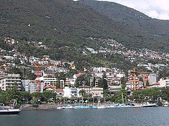 Muralto - Image: Muralto See