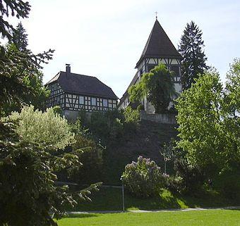 evangelische kirche backnang