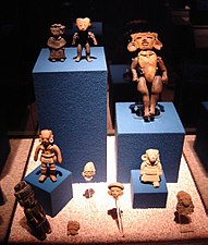 Museo Teotihuacan - Mexico 10-30-05