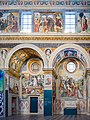 Museo di Santa Giulia Coro delle Monache cappelle Nord Paolo da Caylina Brescia.jpg