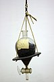 Museo etnografico oleggio pendolo foucault dettaglio.jpg
