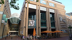 Muziekgebouw Frits Philips - Image: Muziekcentrum Frits Philips Eindhoven
