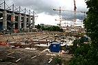 Nürburgring - Baustelle Ringboulevard 2008-06-28.JPG