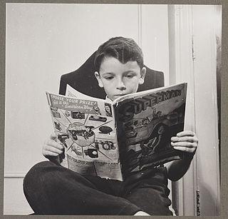 Comic book originating in the USA