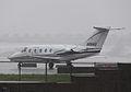 N116AD Beechjet 400A (9297534271).jpg