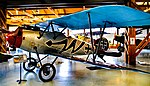 N482UT Williams Flugzeugbau Albatross D.Va C N 0034 (1978 Replica) (29224287247).jpg