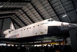 Endeavour in California