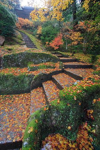 Komatsu, Ishikawa - Image: NATA DERA 001