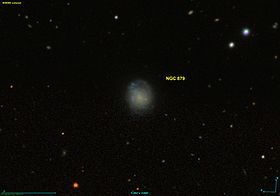 Image illustrative de l'article NGC 879