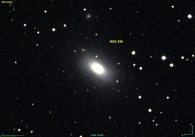 Image illustrative de l'article NGC 890