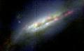 NGC 2369 HST 10169 06 NIC NIC2 R190nG187nB110W.png