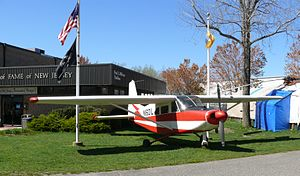 Aviation Hall of Fame and Museum of New Jersey cover
