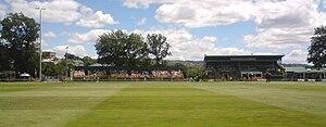 Launceston Cricket Club - Boon Stand at NTCA Ground
