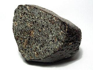 Chondrite class of stony meteorites