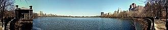 Jacqueline Kennedy Onassis Reservoir - Image: NYC Central Park Reservoir