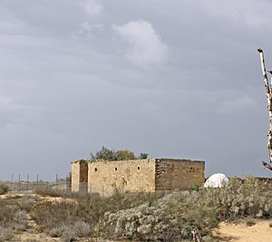 Nabi Rubin - Nabi Rubin in 2012, with minaret gone