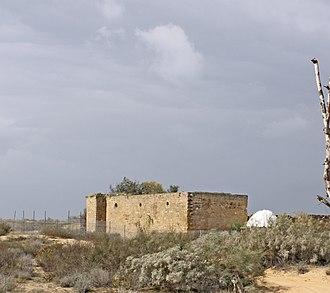 Nabi Rubin - Nabi Rubin in 2012, with minaret gone