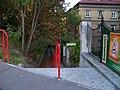 Nad Santoškou, schodiště z ulice Na Václavce do ulice U Nikolajky.jpg