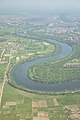 Najafgarh Drain - Aerial View - New Delhi 2016-08-04 5777.JPG