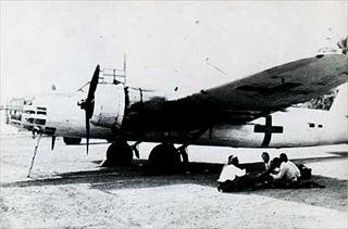 Bomber aircraft (Japan)