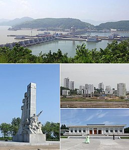 南浦特別市's relation image