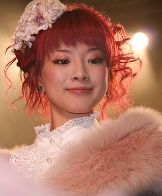 Nana Kitade - Kitade in Japan Expo 2007