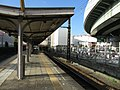 Nankai Shiomibashi Station platform - panoramio (9).jpg