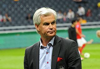 Nanne Bergstrand Swedish footballer and manager